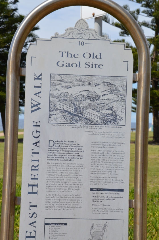 Stop 10: The Old Gaol Site