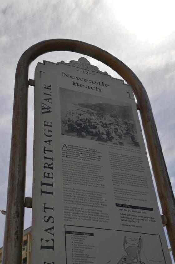 Stop 13: Newcastle Beach