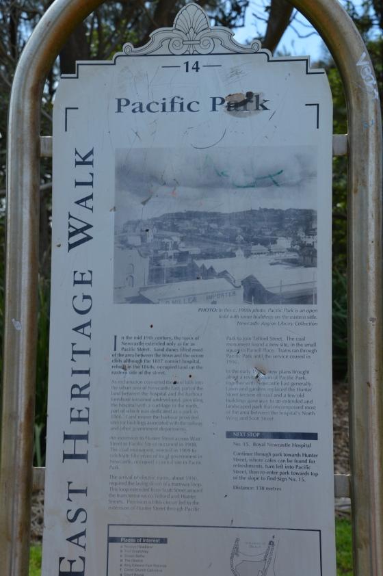Stop 14: Pacific Park