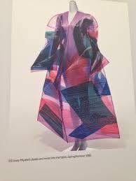 Translucent kimono