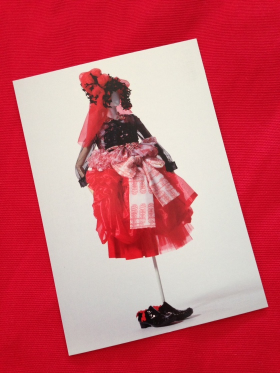 Red and black lolita
