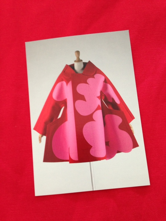 Coat with much 'ma'