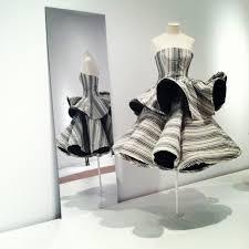 Cone tea dress