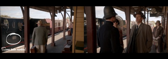 miss fisher train